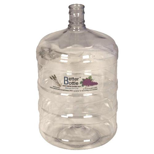 better bottle 6 gallon plastic carboy