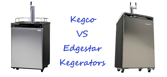 Kegco vs. EdgeStar Kegerators