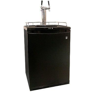 danby dual faucet kegerator